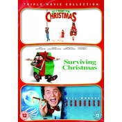 All I Want For Christmas & Surviving Christmas & Scrooged Triple Pack DVD