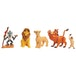 The Lion King Classic 5 Pack Disney Figures - Image 2