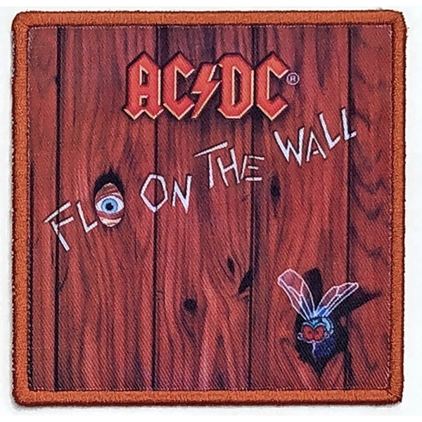 AC/DC - Fly On The Wall Standard Patch