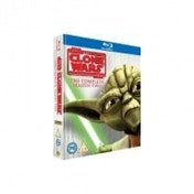 Star Wars Clone Wars Season 2 Blu-ray