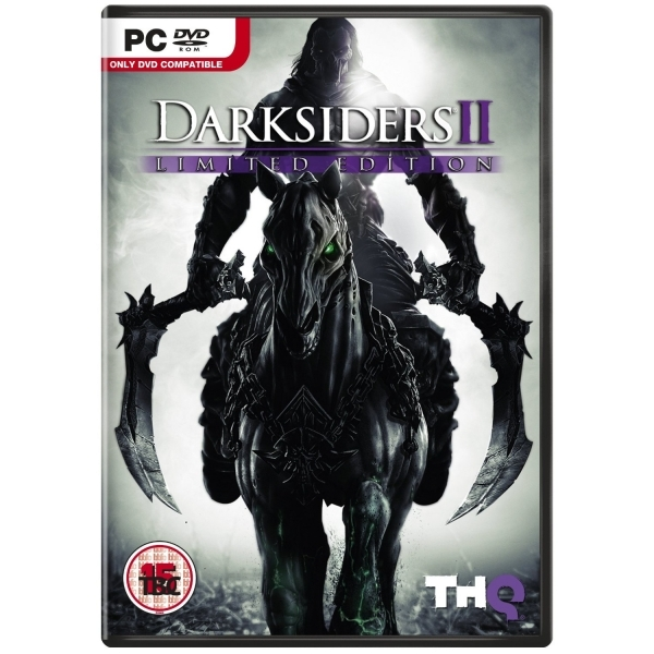 Darksiders II Limited Edition Includes Arguls Tomb Expansion Pack Game PC - Image 1