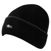 Lonsdale Turn Up Hat Black