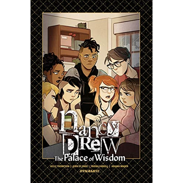 Nancy Drew: The Palace Of Wisdom HC