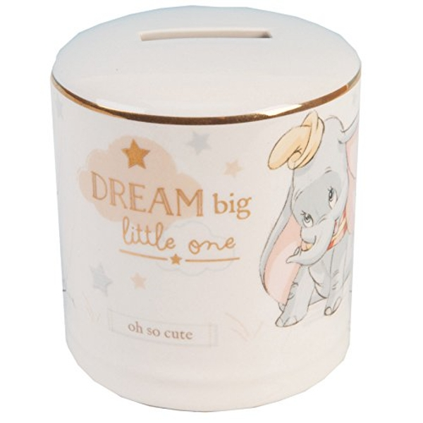 Disney Magical Moments Ceramic Money Bank - Dumbo