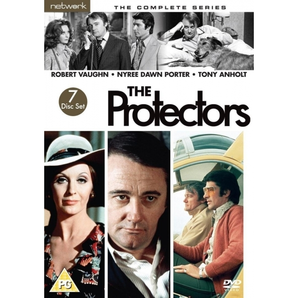 The Protectors: The Complete Series DVD