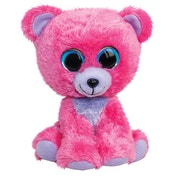 Lumo Stars Bear Raspberry 24cm Large Soft Toy