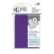 Ultra Pro PRO-Matte Eclipse Royal Purple Small 60 Sleeves (12 Packs)