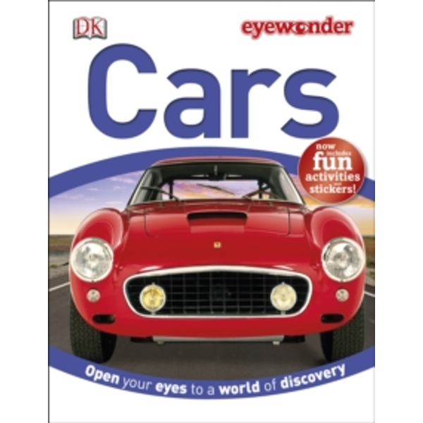 Cars (Eyewonder) Hardcover