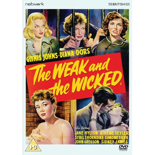 The Weak and the Wicked DVD