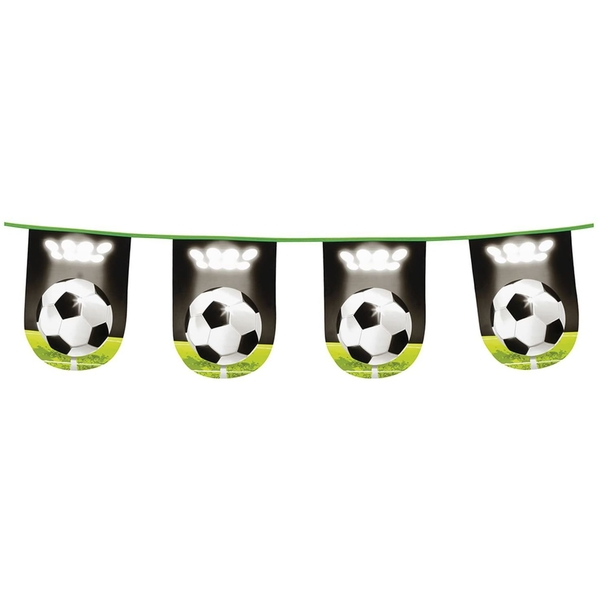 Football Theme Bunting Garland
