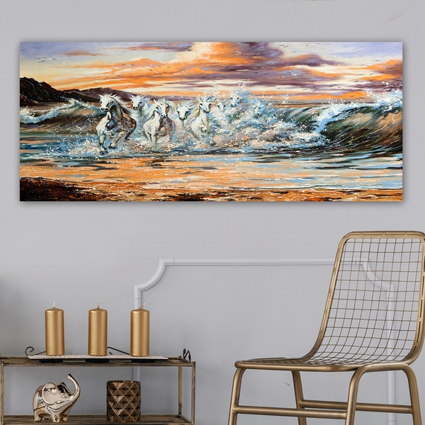 YTY46030831_50120 Multicolor Decorative Canvas Painting