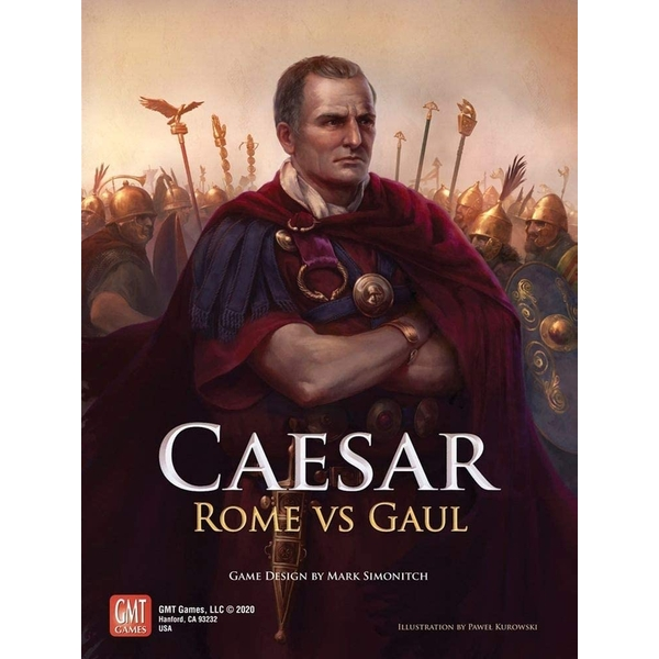 Caesar - Rome Vs Gaul Board Game