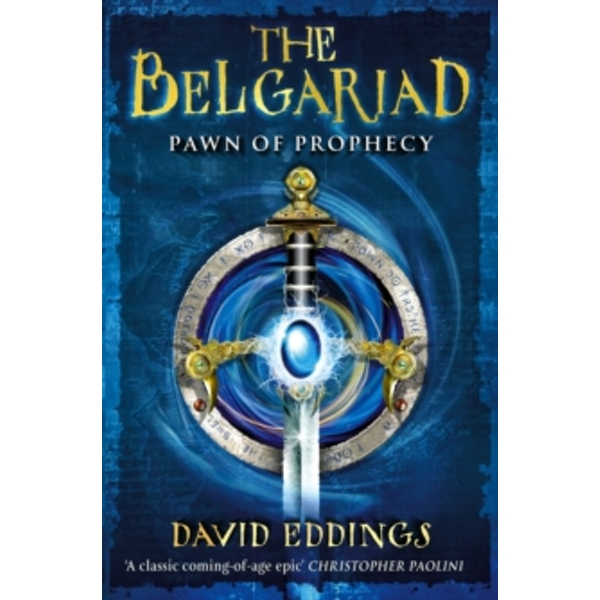 Belgariad 1: Pawn of Prophecy by David Eddings (Paperback, 2006)