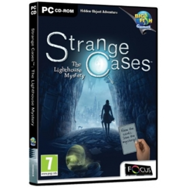 Strange Cases The Lighthouse Mystery Game PC
