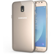 Samsung Galaxy J3 (2017) Slim TPU Gel Case - Clear