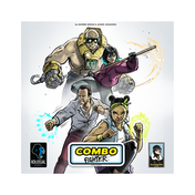 Combo Fighter Card Game