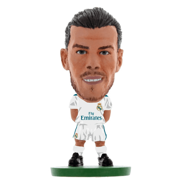 Soccerstarz Gareth Bale Real Madrid Home Kit 2018 Figure