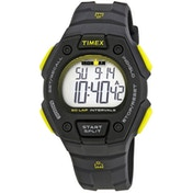 Timex TW5K86100 Ironman Classic 50 Digital Watch Black/Lime