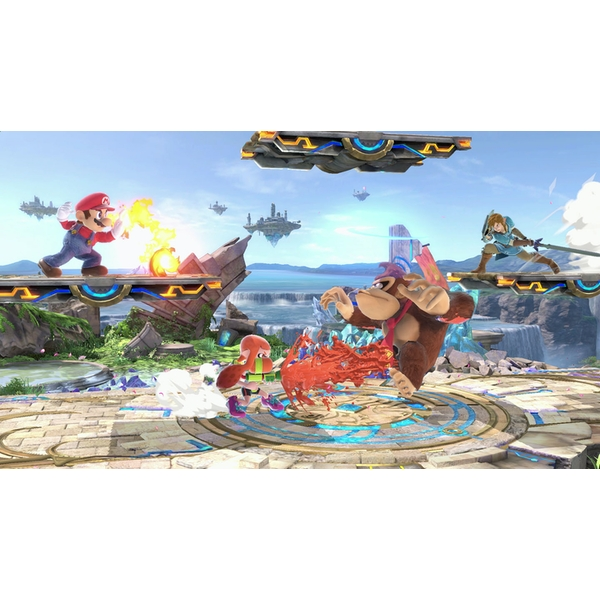 Super Smash Bros Ultimate Nintendo Switch Game - Image 5