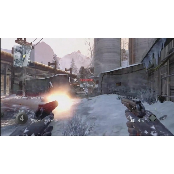 Call of Duty 7 Black Ops Game Xbox 360 - Image 2