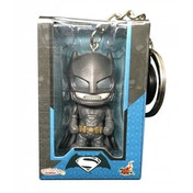 Armoured Batman (Batman Vs Superman) Cosbaby Keychain by Hot Toys