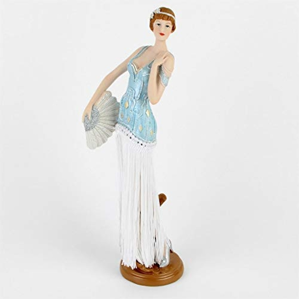 Gatsby Girls Figurine Standing - Lillian