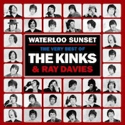 The Kinks Waterloo Sunset The Very Best Of The Kinks And Ray Davies CD