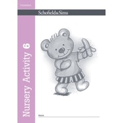 Nursery Activity Book 6 by Kathryn Linaker (Paperback, 2000)