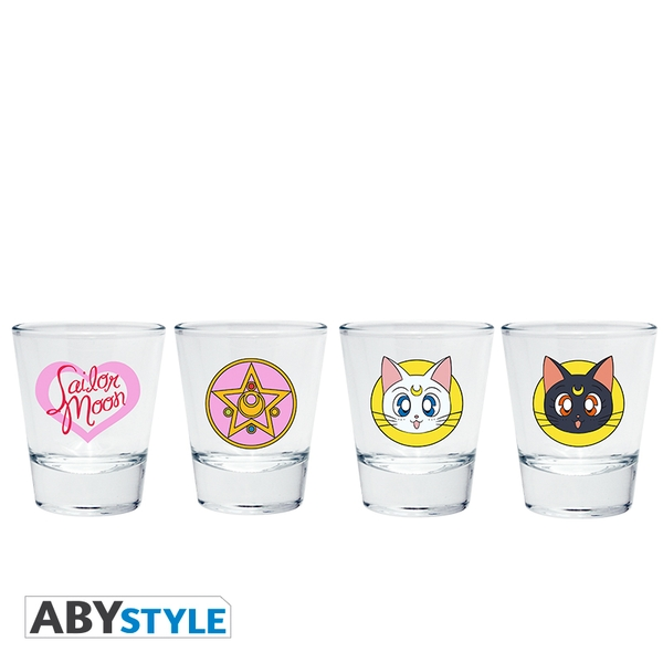 Sailor Moon - Emblem Shot Glass