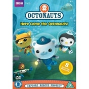 Octonauts Here Come the Octonauts DVD