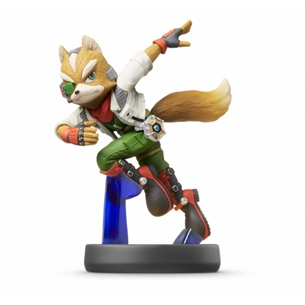 Star Fox Amiibo No 6 (Super Smash Bros) for Nintendo Switch & 3DS