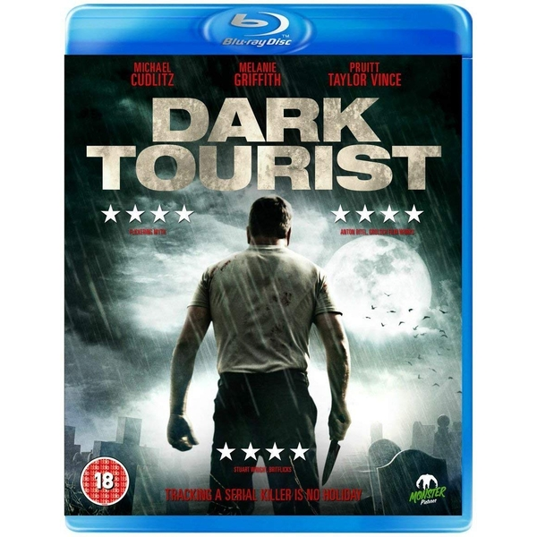 Dark Tourist Blu-Ray