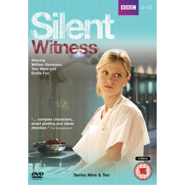 Silent Witness - Series 9 & 10 DVD