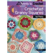 Twenty to Make: Crocheted Granny Squares by Val Pierce (Paperback, 2012)