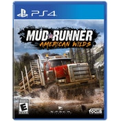 MudRunner American Wilds Edition PS4 Game (#)