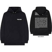 The 1975 - ABIIOR Welcome Welcome Version 2. Men's XX-Large Pullover Hoodie - Black