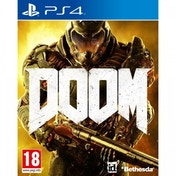 (Pre-Owned) Doom PS4 Game Used - Like New