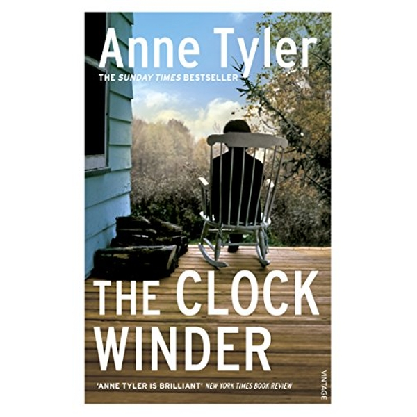 The Clock Winder by Anne Tyler (Paperback, 1987)