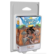 Crystal Clans Fang Clan Expansion Deck Board Game