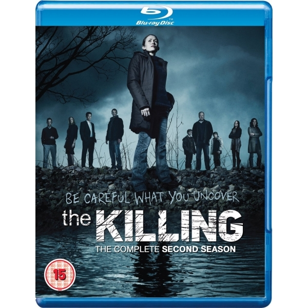 The Killing - Season 2 DVD