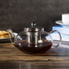 Glass Infuser Teapot | M&W 600ml - Image 2