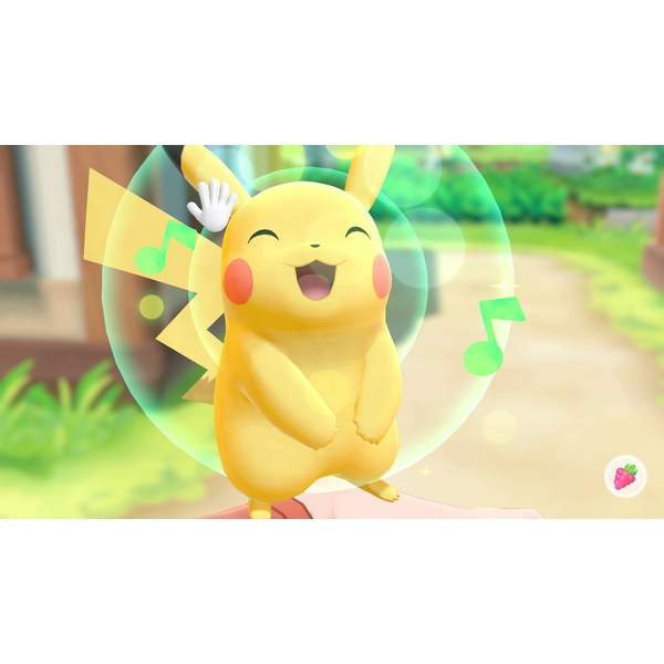 Pokemon Let's Go Pikachu! Nintendo Switch Game - Image 4