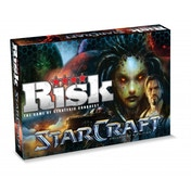 Starcraft Risk Collector's Edition Board Game - Damaged Box