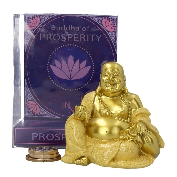 Buddha of Prosperity Figure