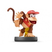 Diddy Kong Amiibo (Super Smash Bros) for Nintendo Wii U & 3DS