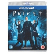 Priest Blu-ray 3D