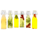 Set of 6 Clip Top Preserve Bottles | M&W 250ml New - Image 2