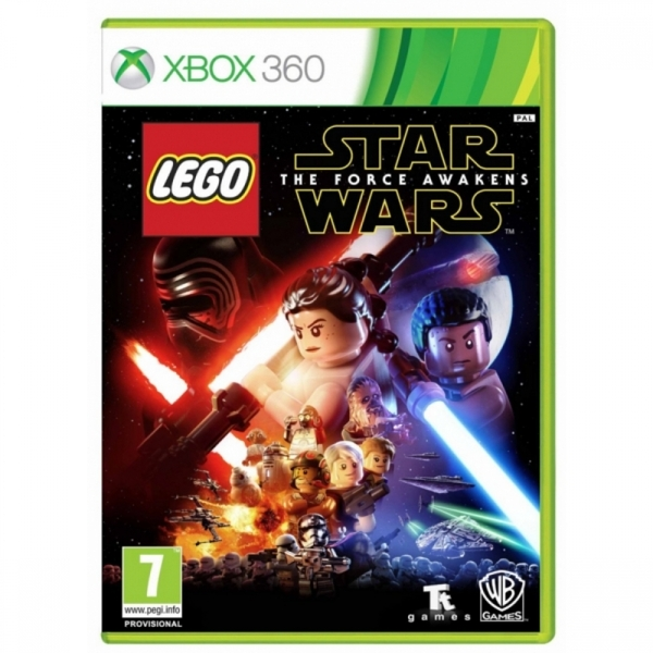 (Damaged Packaging) Lego Star Wars The Force Awakens Xbox 360 Game