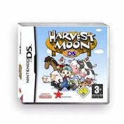 Harvest Moon Game DS