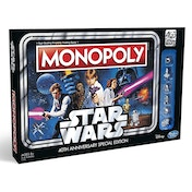 Star Wars Monopoly 40th Anniversary Special Edition